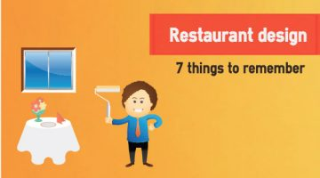 How to design a Restaurant