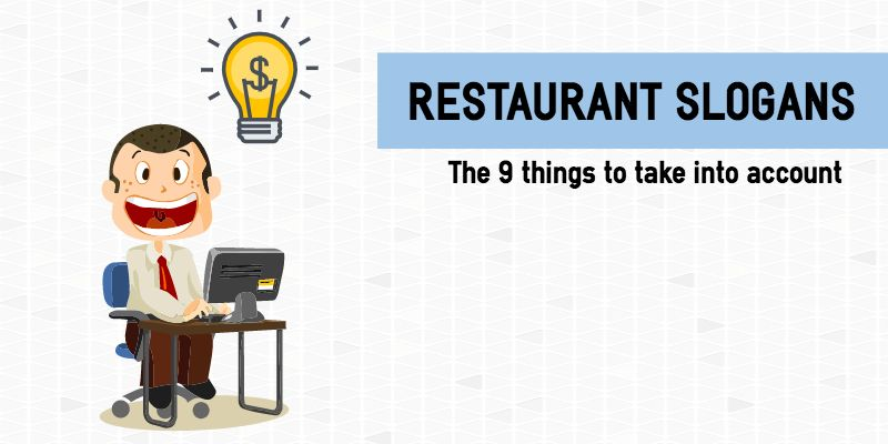 Restaurant slogans: how to write them | Forketers