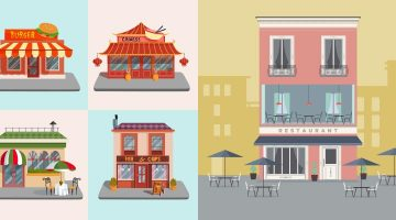 15 different types of restaurant concepts