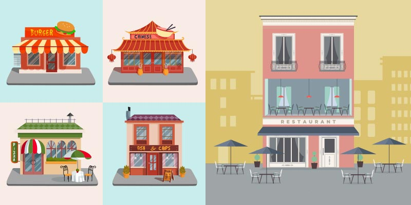 types of restaurant concepts