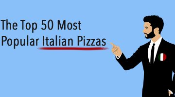 The original Italian pizza names list