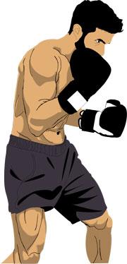 nicola barcellona boxeur