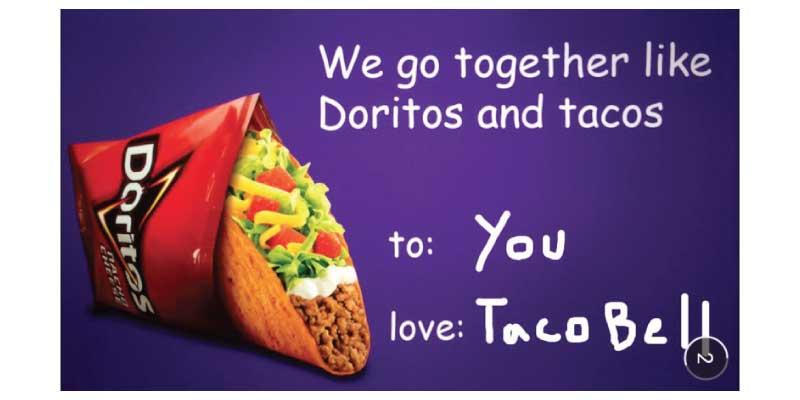Taco-Bell's-Valentine's-Day-Snapchat