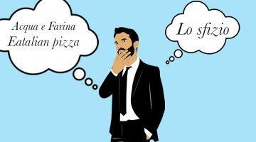 100 Pizza Restaurant names in Italian, English and Spanish