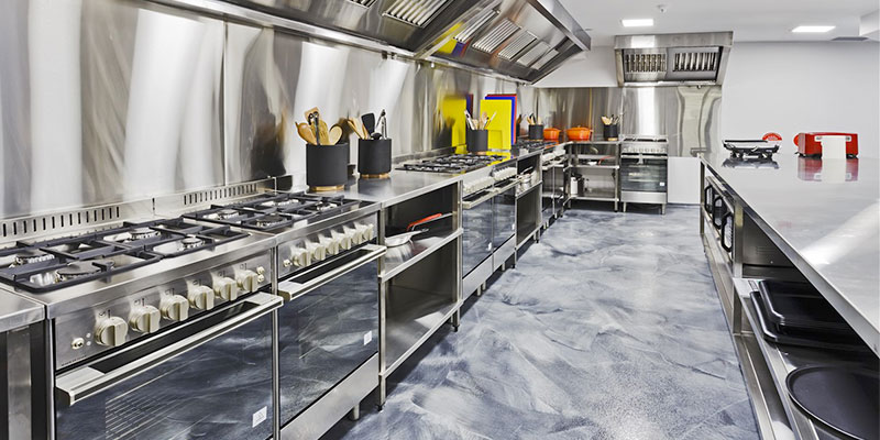 7 Things to Know about Restaurant Kitchen Design | Forketers